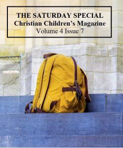 The Saturday Special Volume 4 Issue 7 – Summer Memoirs and Back to School Prep
