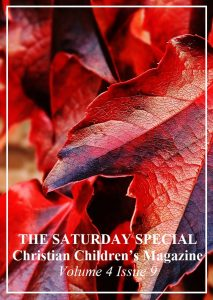 The Saturday Special Volume 4 Issue 9 – Defeating Fear, Making a Difference