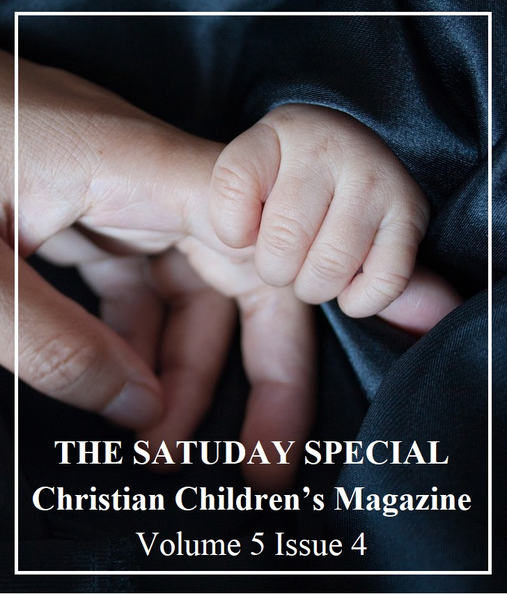The Saturday Special Volume 5 Issue 4 – The Legacy of Mom!