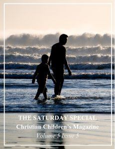 The Saturday Special Volume 5 Issue 5 – Who Dad Is