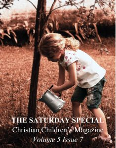 The Saturday Special Volume 5 Issue 7 – Growth