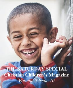The Saturday Special Volume 5 Issue 10 – Thankful!