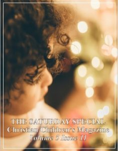 The Saturday Special Volume 5 Issue 11 – Seeing the Christmas Effect
