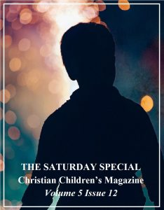 The Saturday Special Volume 5 Issue 12 – Journeying into the New