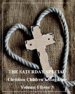 The Saturday Special Volume 6 Issue 3 – Searching for the Cross